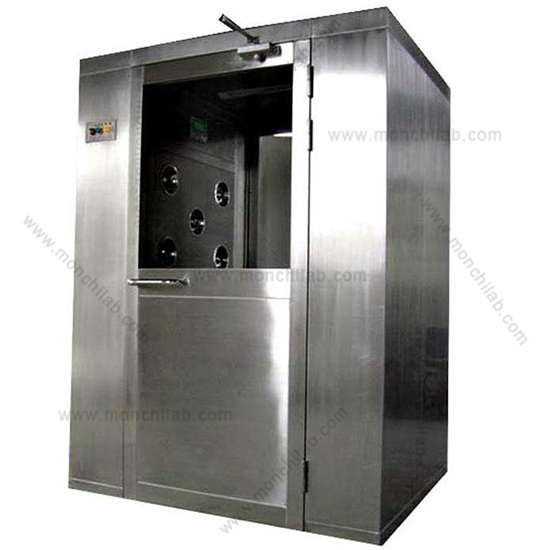 Automatic Stainless Steel Material Air Shower